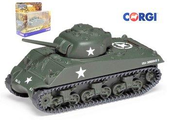 CORGI | SHERMAN M4 M3 TANK US ARMY LUXEMBOURG 1944 | FTB