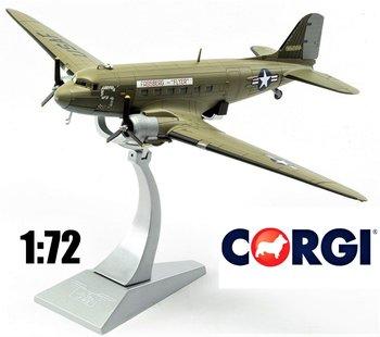 CORGI | DOUGLAS C-47A SKYTRAIN 315208 'FASSBERG FLYER' USAF BERLIN AIRLIFT | 1:72