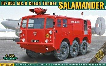 ACE | ALVIS SALAMANDER FV-651 MK.6 CRASH TENDER | 1:72