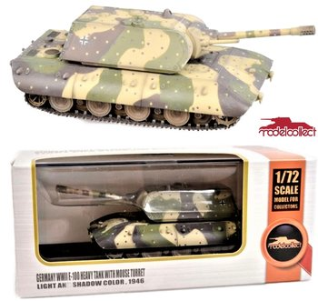 MODELCOLLECT | E-100 HEAVY TANK WHIT MOUSE TURRET WWII  | 1:72