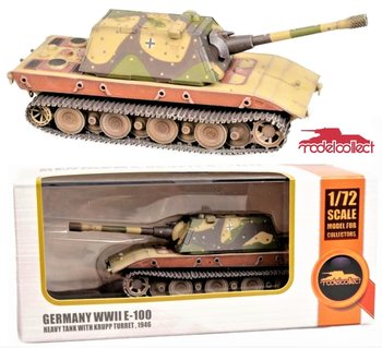 MODELCOLLECT | E-100 HEAVY TANK WITH KRUPP TURRET WWII  | 1:72