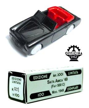 OFFICINA 942 | FIAT 500 C