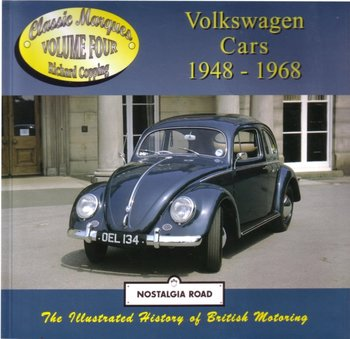 CLASSIC MARQUES | VOLKSWAGEN CARS 1948-1968 | RICHARD COPPING