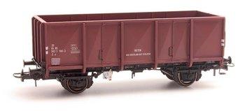 ARTITEC - 20.230.71 GTU Bietenvervoer bruin Westinghouse rem 100-3 IV - 1:87