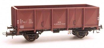ARTITEC - 20.230.72 GTU Bietenvervoer bruin Westinghouse rem 096-3 IV - 1:87