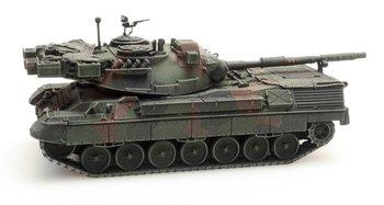 ARTITEC - Leopard 1A5 voor treintransport Belgisch leger (kant en klaar model) - 1:87
