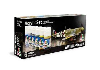 ITALERI - ACRYLIC VERF SET 'WWII RAF AIRCRAFT' - 20ML