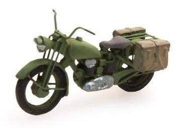 ARTITEC - Motor Triumph Army (kant en klaar model) - 1:87