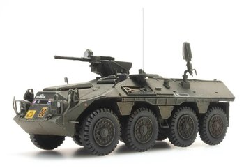 ARTITEC - NL DAF YP408 PW-RADAR (kant en klaar model) - 1:87