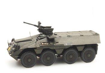ARTITEC - NL DAF YP408 PW-VRACHT (kant en klaar model) - 1:87