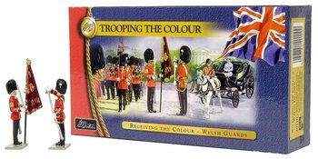 WILLAM BRITAIN - Trooping The Colour Welsh Guards