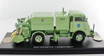GOLDEN OLDIES - DAF T1300 DA265 GEESINK VEEGWAGEN WINSCHOTEN (trapezium 2) 1964/70 LIM.ED. - 1:50