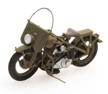 ARTITEC - MOTOR U.S. ARMY (kant en klaar) - 1:87