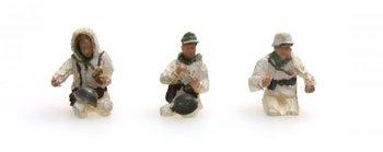 ARTITEC - Bemanning Kübelwagen in winteruniform 3 figuren (kant en klaar) - 1:87
