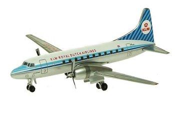 JC WINGS - KLM CONVAIR CV340-48 'PH-CGG' - 1:400