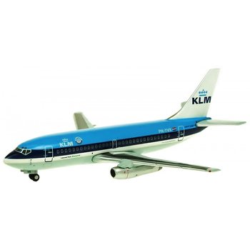 JC WINGS - KLM BOEING 737-2T5/ADV 'LEASED FROM TRANSAVIA' - 1:400