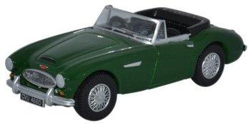 OXFORD DIECAST - AUSTIN HEALEY 3000 'BRITISH RACING GREEN' 1961 - 1:76