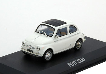 ATLAS EDITIONS - FIAT 500 'WHITE' 1957 - 1:43