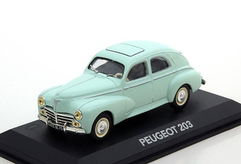 ATLAS EDITIONS | PEUGEOT 203 'LIGHT GREEN' 1953 | 1:43