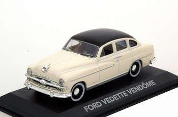 ATLAS EDITIONS - FORD VEDETTE VENDOME 'WHITE/BLACK' 1954 - 1:43