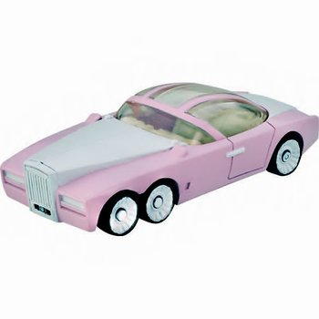 TOMICA - THUNDERBIRDS FAB1 DIECAST MINI MODEL 'LADY PENELOPE' ROLLS ROYCE