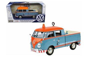 MOTORMAX - VOLKSWAGEN TYPE 2 (T1) BESTELBUS PICKUP VW KUNDENDIENST 1964 - 1:24