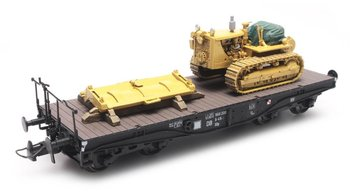 ARTITEC | BULLDOZER D7 LADING (READY MADE) | 1:87
