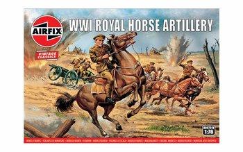 AIRFIX CLASSICS   WWI ROYAL HORSE ARTILLERY (VINTAGE CLASSICS)   1:76