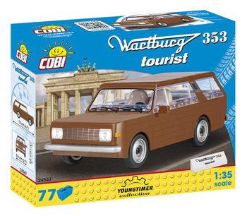 COBI   WARTBURG 353 TOURIST (BOUWSTENENDOOS)   1:35