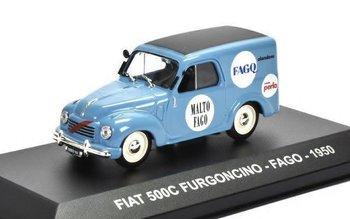 ATLAS / IXO | FIAT 500C FURGONCINO 'MALTO FAGO' OLANDESE 1950 | 1:43