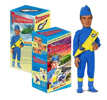 BIG CHIEF STUDIOS | THUNDERBIRDS ACTION POP 'VIRGIL TRACY' THUNDERBIRD 2 LIM. ED. | 1:6