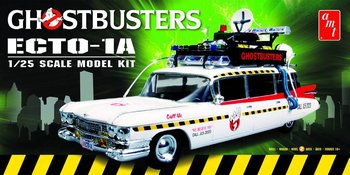 AMT | GHOSTBUSTERS ECTO-1 CADILLAC 1959 (PLASTIC MODELBOUW) | 1:25