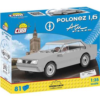 COBI | POLONEZ 1.6 ATU PLUS (BOUWSTENENDOOS) | 1:35