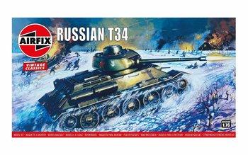 AIRFIX CLASSICS | RUSSIAN T34 (VINTAGE CLASSICS) | 1:76