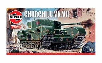 AIRFIX CLASSICS | CHURCHILL MK.VII TANK (VINTAGE CLASSICS) | 1:76