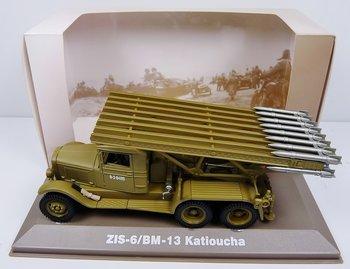 ATLAS | ZIS-6 TRuck BM-13 KATIOUCHA 1941 | 1:43