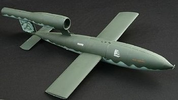 PEGASUS HOBBIES | V1 FLYING BOMB WW2 (READY MADE) | 1:18