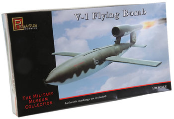 PEGASUS HOBBIES | V1 FLYING BOMB WW2 (BOUWKIT) | 1:18