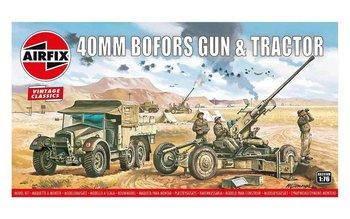 AIRFIX CLASSICS | BOFORS 40MM GUN & TRACTOR (VINTAGE CLASSICS) | 1:76
