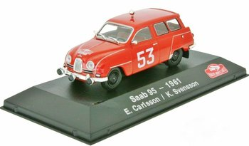 ATLAS | SAAB 95 STATION 'RALLY MONTE-CARLO' 1961 | 1:43