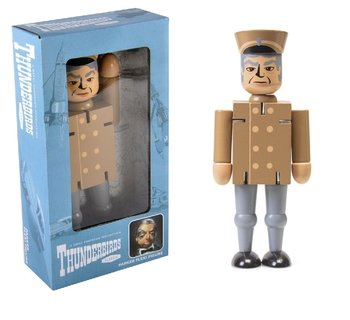 TOBAR | THUNDERBIRDS PARKER FLEXI FIGURE (HOUT) | CLASSIC