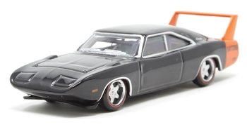 OXFORD DIECAST | DODGE CHARGER DAYTONA (BLACK) 1969 | 1:87
