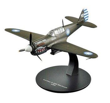 DEAGOSTINI | CURTISS P-40 WARHAWK USAAF | 1:72