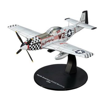 DEAGOSTINI | NORTH AMERICAN P-51D MUSTANG USAAF | 1:72