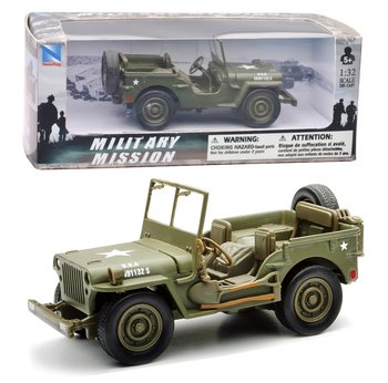 NEWRAY | JEEP WILLYS USA 1941 | 1:32