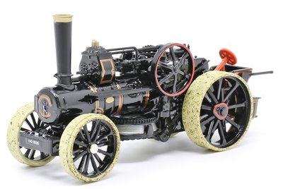 OXFORD DIECAST | FOWLER BB1 PLOUGHING ENGINE No.15337 'LOUISA' 1920 | 1:76