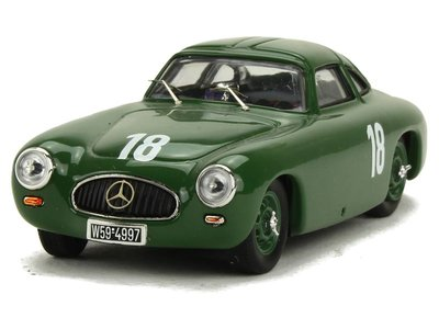BANG | MERCEDES 300SL COUPE NR.18 GP BERN 'K.Kling' 1952 | 1:43