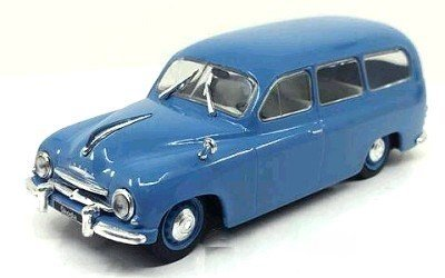 WHITEBOX | SKODA 1201 KOMBI 1954 | 1:43
