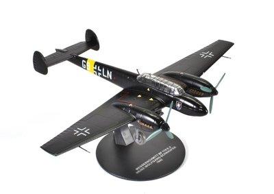 ATLAS | MESSERSCHMITT Bf 110 E-2 'HEINZ WOLFGANG' 1942 | 1:72