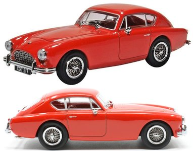 OXFORD DIECAST | AC ACECA (RED) 1957 | 1:43